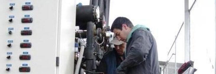 Mantenimiento especializado de equipos de refrigeración industrial en Bogotá.