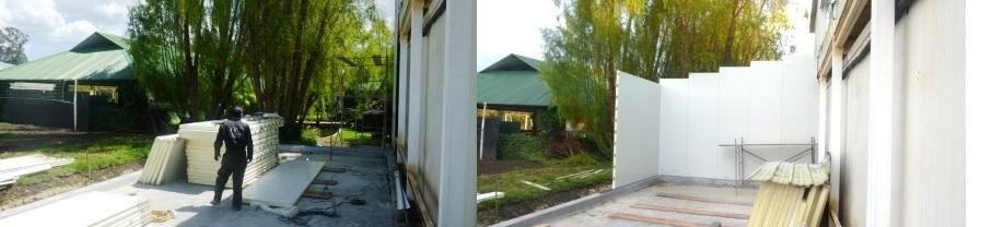 Montaje y mantenimiendo de cuartos fríos en Cundinamarca