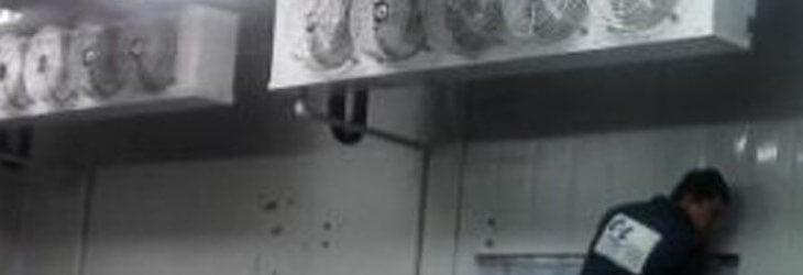 Reparación de equipos de refrigeración en Bogotá y Cundinamarca.