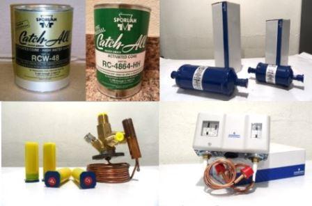 Repuestos para refrigeración industrial - Venta en Bogotá y Madrid (Cundinamarca)