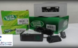 Controles electrónicos para instalaciones de refrigeración.