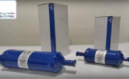 Filtros secadores para protección de sistemas de refrigeración.