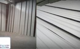 Modulación de cuartos fríos en Bogotá y Madrid, Cundinamarca