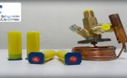 Válvulas de expansión termostáticas