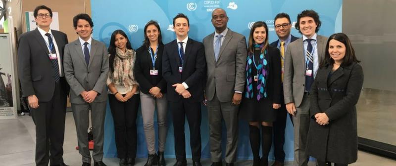 Pronunciamientos de Colombia frente a resultados de la reunión COP23