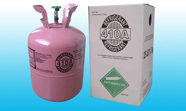 Conociendo el gas refrigerante R-410A, alternativa al gas R-22