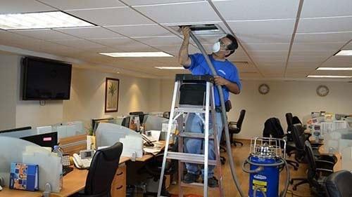 Limpieza de ductos de aire: espacios saludables con aire limpio
