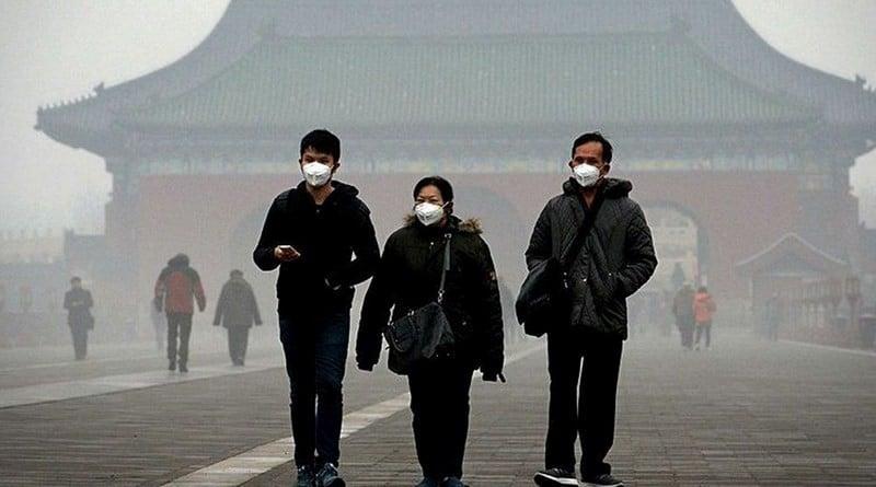 China elimina 280.000 toneladas de gases SAO