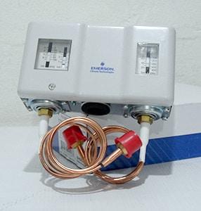 Accesorios y repuestos para equipos de refrigeración