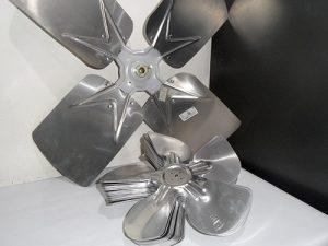 Aspa de ventilación en aluminicio