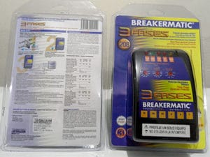Breakermatic 220V 3PH