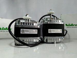 Motor eléctrico para ventilador