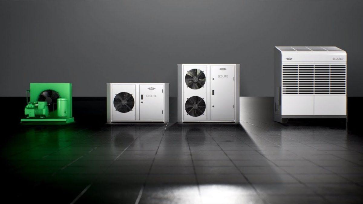 Nuevas unidades condensadoras Bitzer