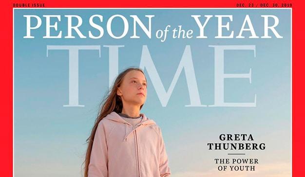 Greta Thunberg y su influencia